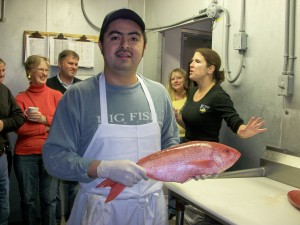 Fidel and the Red Snapper