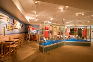 Bathing Suit Exhibit (picture, courtesy of the Rehoboth Beach Historical Society)