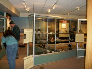 Inside the Rehoboth Museum