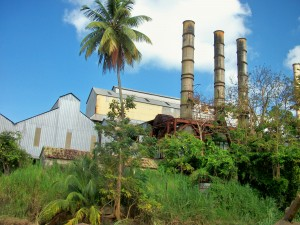 Central Roig Historic Sugar Cane Plantation And Mill Yabucoa