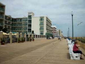 Rehoboth Boardwalk - South Side - 48 Hours Ago