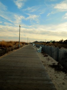 South side of the Boardwalk