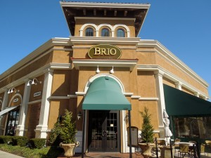 I Had Never Been To Any Of The Brio Restaurants Did Not Even Know It Was A Chain Found Nationwide