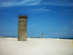 WW II Towers
