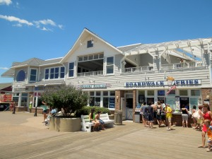 The Bethany Beach Boardwalk Along With Rehoboth Received Awards At Same Time Number 6 Of 10 Great American Boardwalks