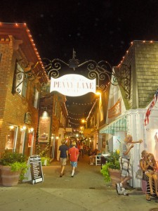 Penny Lane in Downtown Rehoboth Beach