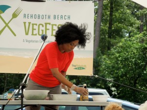 Rehoboth Beach VegFest 2013!