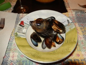 Totally loved these mussels.