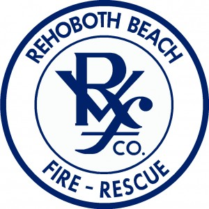 REHOBOTH FIRE DECAL