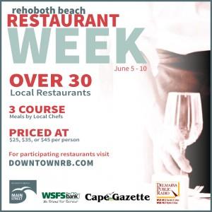 2016 Restaurant Week