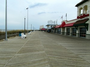 Rehoboth Beach Famous Boardwalk