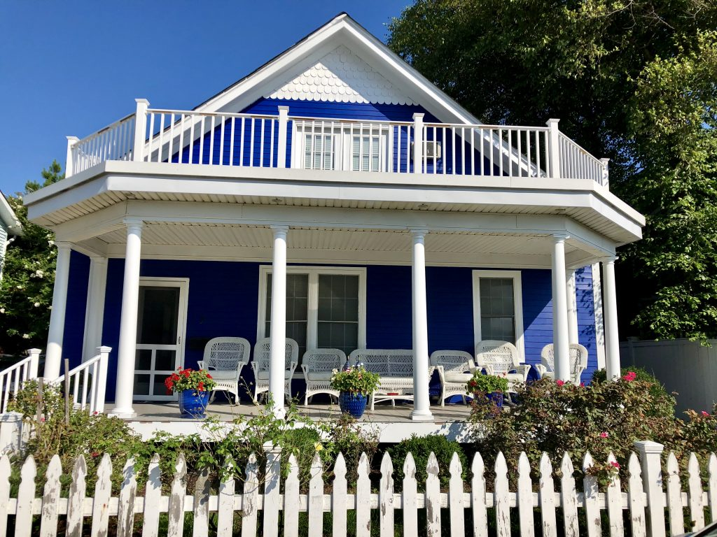 The Royal Cabana Rehoboth Beach Delaware For Summer 2018 Cottage Old Fashioned House By Week In Sleeps 18